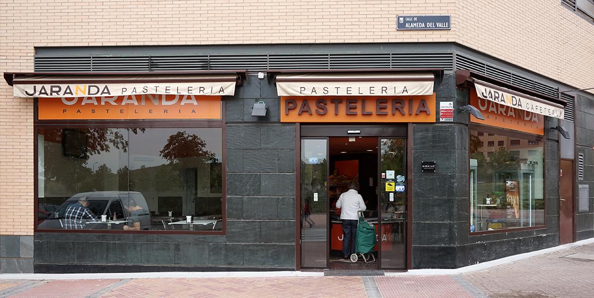 Pastelería Talamanca del Jarama